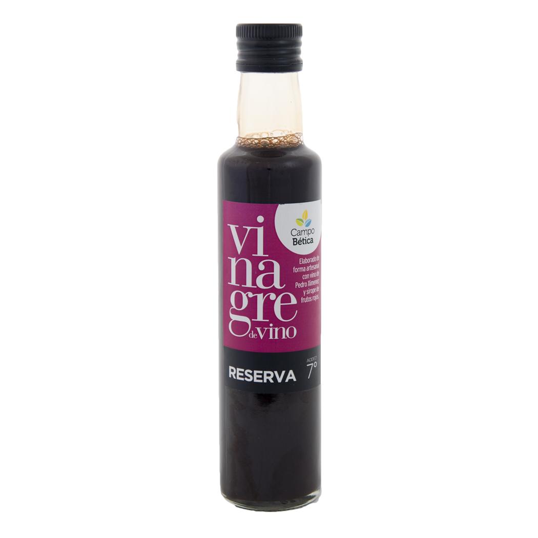 Vinagre Reserva con Extractos de Frutos Rojos